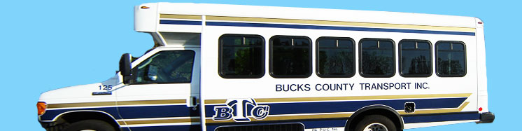 Bucks County Transport Bus